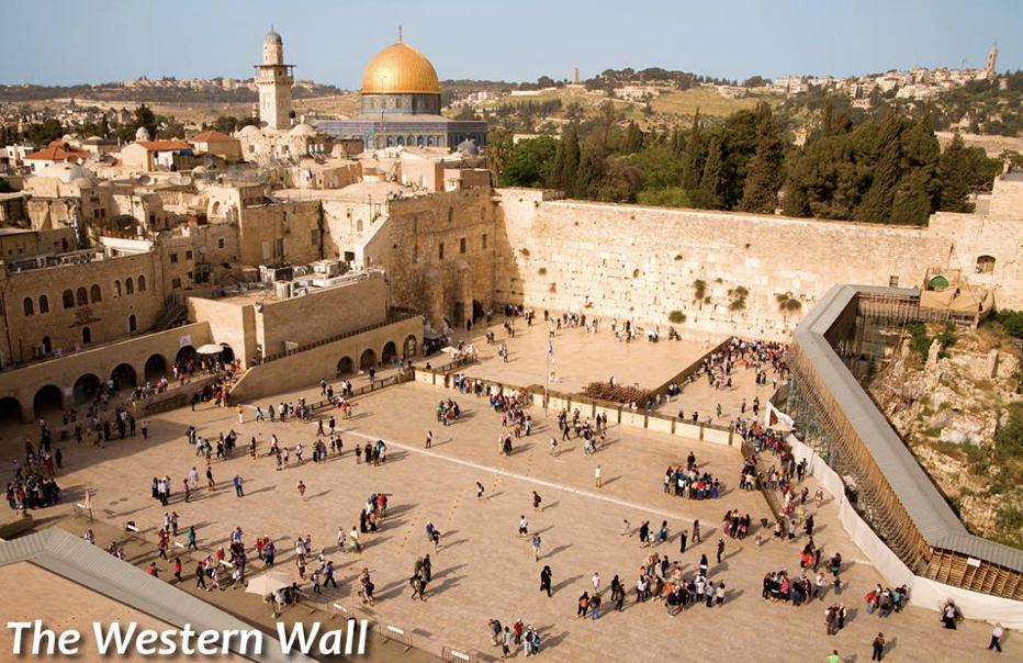 NATIONAL GEOGRAPHIC: JERUSALEM TOP DESTINATION FOR SPRING